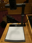 Picture of document camera